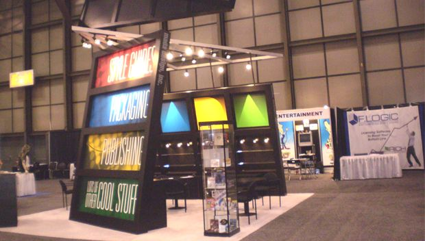 Trade Show Booth Graphic Design : Best small booth ideas images on pinterest