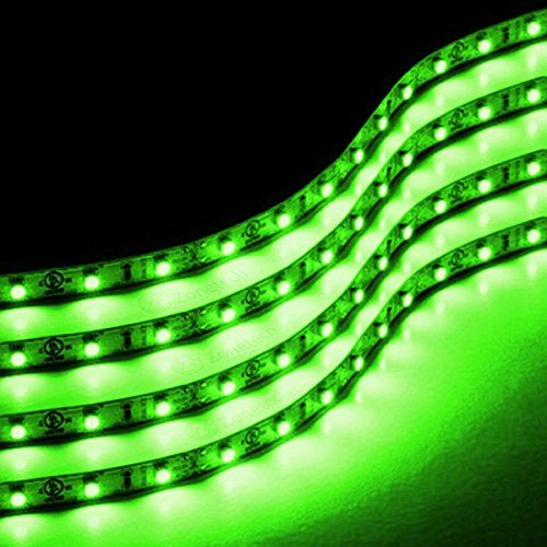 Green Led Light Strips Alluring 30 Best Strip Lights  Landscape & Lighting Images On Pinterest Decorating Design