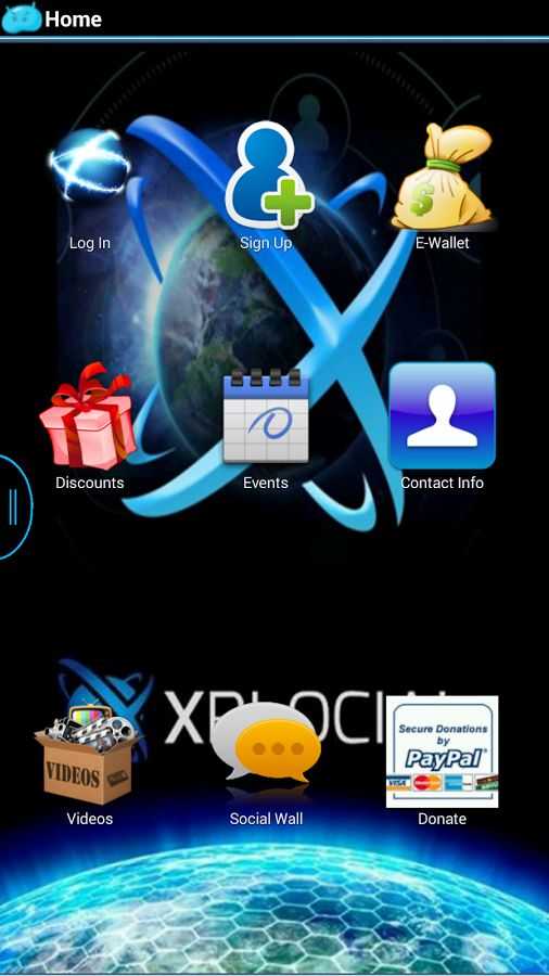 Yup I make apps for your Xplocial business too!