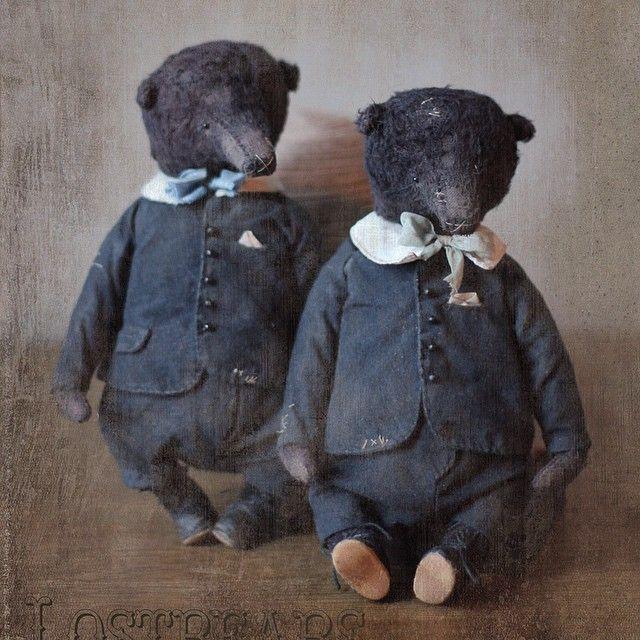Lena Smaga teddy bears
