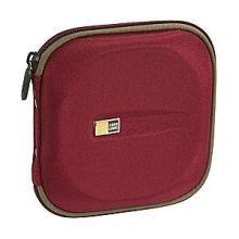 Case Logic - 24-Capacity CD Wallet - Blue