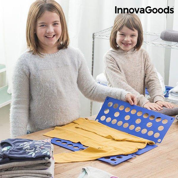 El mejor precio en Hogar 2017 en tu tienda favorita https://www.compraencasa.eu/es/secadoras-planchas-tendederos/99811-doblador-de-ropa-infantil-innovagoods.html