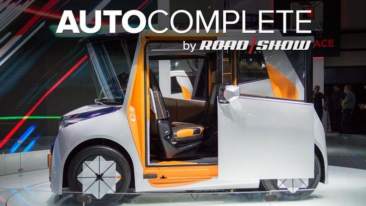AutoComplete: Controversial BMW designer Bangle returns