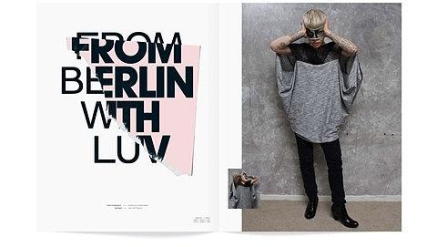 mixing fonts!