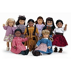 American Girl Mini Dolls Addy Kit Samantha Kaya molly, Kristen Felicity Josephina