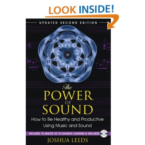Amazon.com: The Power of Sound: How to Be Healthy and Productive Using Music and Sound (9781594773501): Joshua Leeds: Books