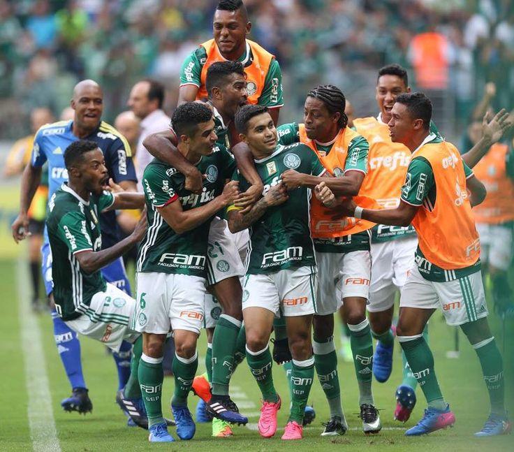 Elenco ta forte! Palmeiras 2017