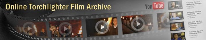 Yad Aashem: Online Torchlighter Film Archive