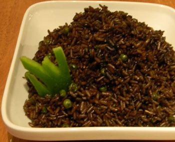 Haitian Recipes   Djon Djon Mushrooms Rice Recipe
