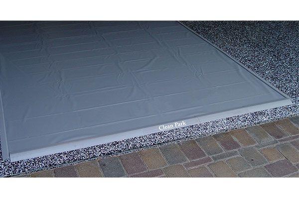 Garage Floor Mat, Park Smart Clean Park, Garage Floor Water Mats