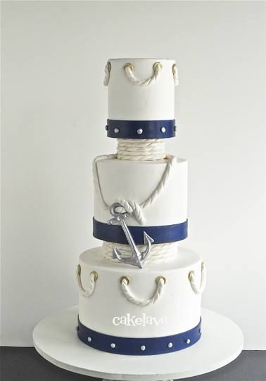 224 Best Images About Nautical Cakes On Pinterest