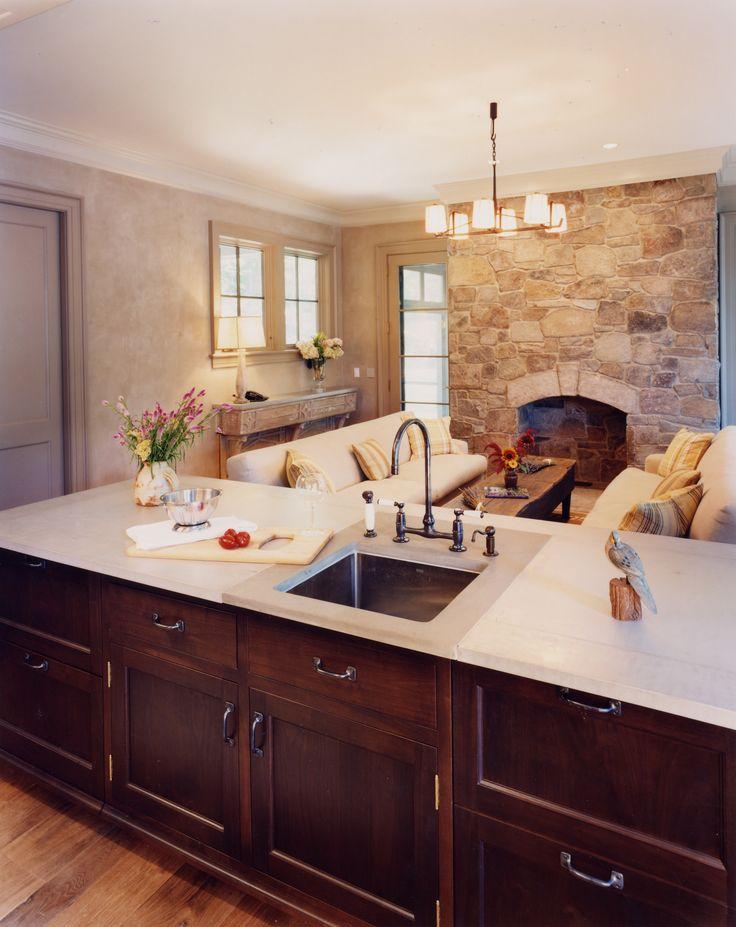 Walnut kitchen cabinets custom kitchen cabinets for Kitchen cabinets portland
