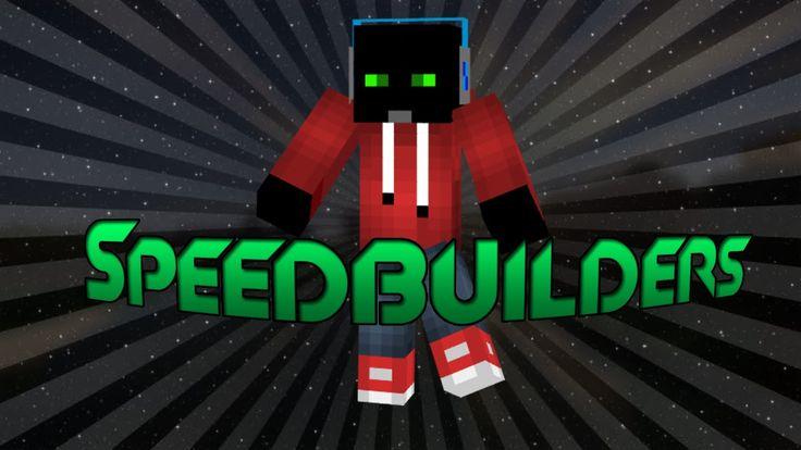 Nejrychlejší stavitel jsem JÁ!   SpeedBuilders [MarweX]