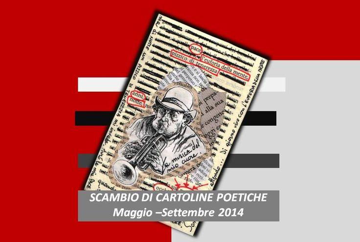 Scambio di cartoline poetiche - Maggio/Settembre 2014
