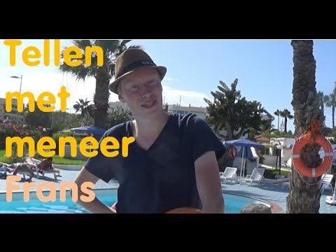 Kleuters - Leren met meneer Frans: Spanje (Zomer) - YouTube