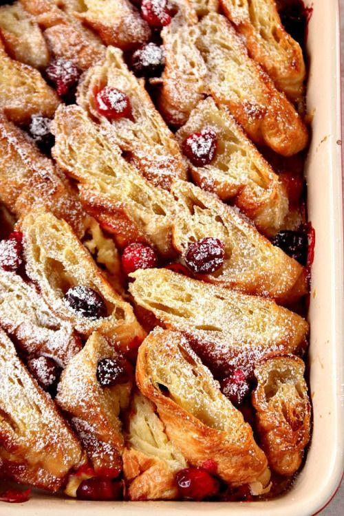Orange Cranberry Croissant Bake RecipeReally nice recipes. Every  Mein Blog: Alles rund um Genuss & Geschmack  Kochen Backen Braten Vorspeisen Mains & Desserts!