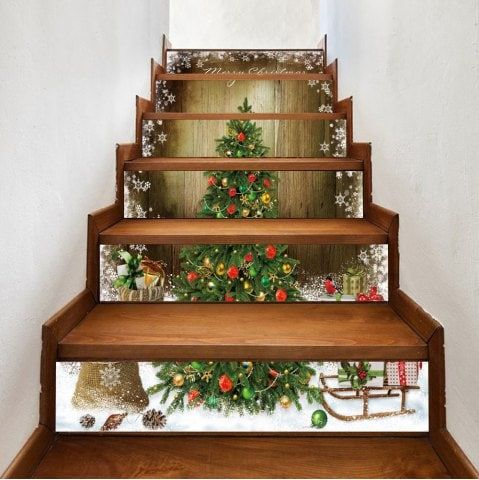 GET $50 NOW | Join RoseGal: Get YOUR $50 NOW!https://m.rosegal.com/stair-stickers/christmas-tree-woodgrain-pattern-decorative-stair-stickers-1404493.html?seid=7lmbm32kgnj1etpht7m7vi1dd2rg1404493