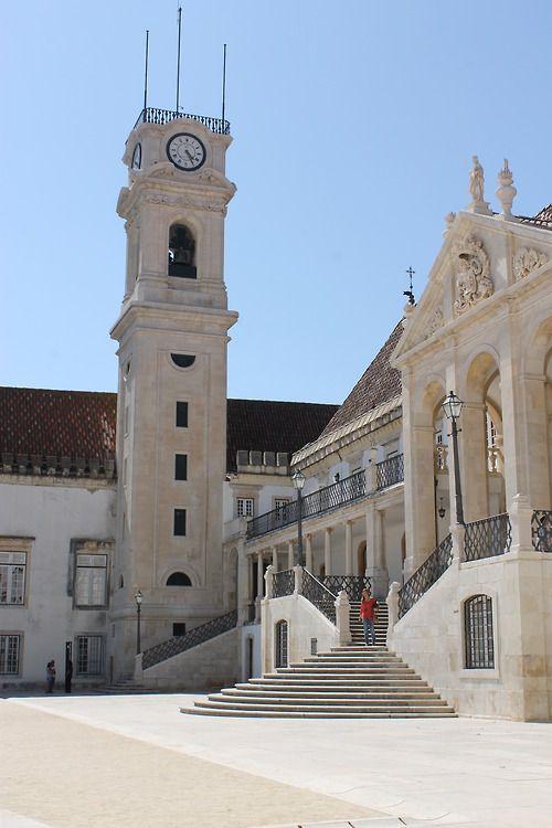 Universidade de Coimbra, Portugal Coimbra's University, Portugal
