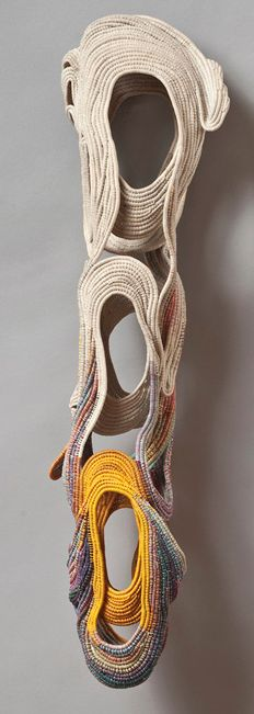Contemporary Basketry: Suspended