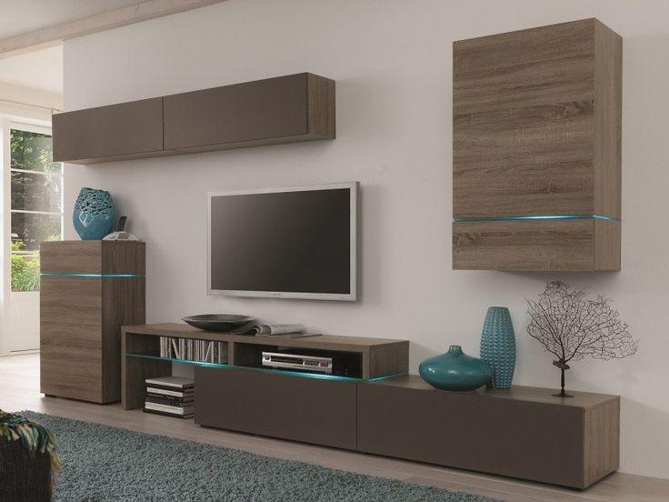 Creative Furniture AMSTERDAM CS 11341 Wall Unit