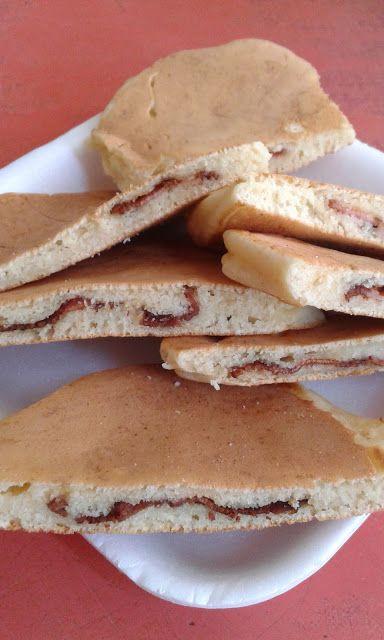 Baconos palacsinta