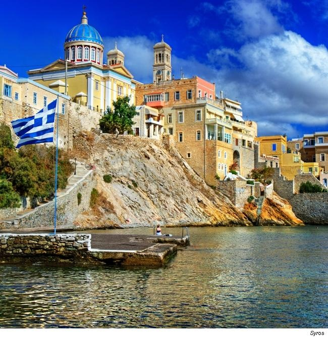Fancy a Greek Cruise? Save 25%! Priced from only $1,399 per person.