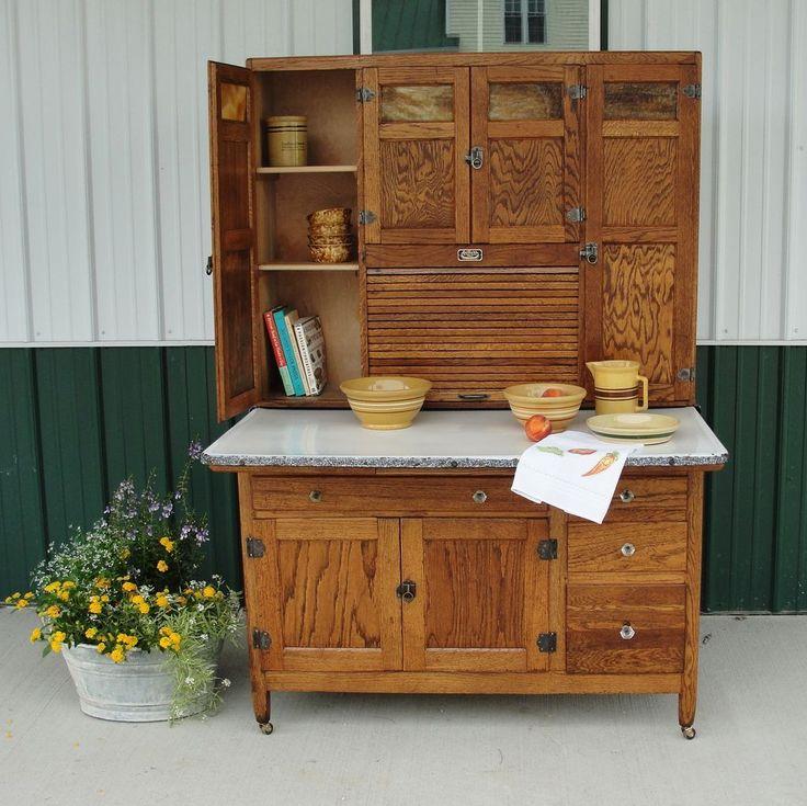 Sellers Kitchen Cabinets Vintage 11 best sellers cabinet images on pinterest | hoosier cabinet
