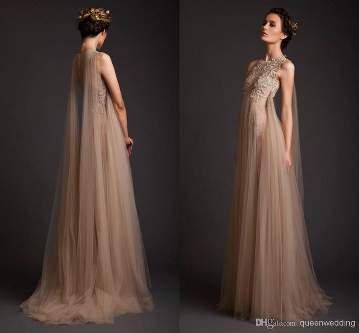 Wholesale wedding clothes, wedding dress sale and wedding dress uk on DHgate.com are fashion and cheap. The well-made Fashion Krikor Jabotian Wedding Dresses 2014 A Line Crew Appliques Back Ribbons Sweep Train Tulle Bridal gowns sold by queenwedding is waiting for your attention.