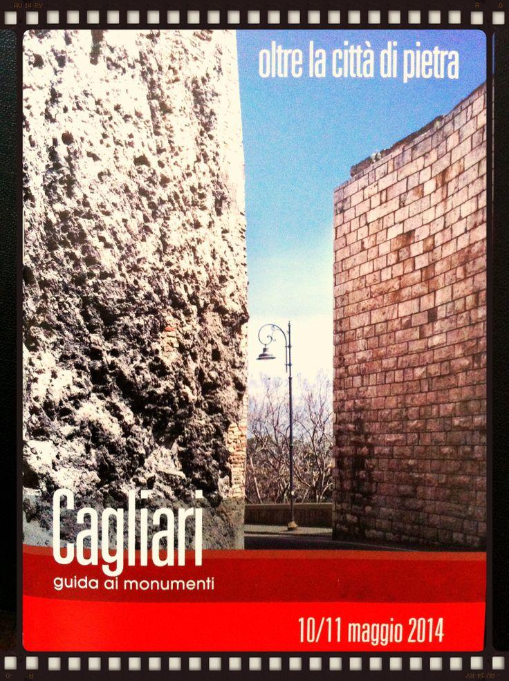 Oggi e domani a #Cagliari Monumenti aperti. Gli studenti delle scuole ci guidano gratis, alla scoperta dei preziosi luoghi storici della città. #maperti14 ;)