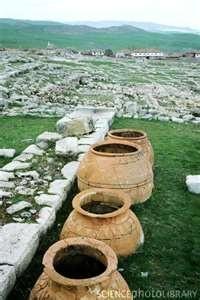 Ancient Hittite ruins, Turkey