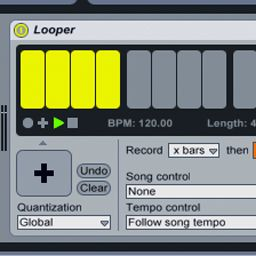 Using Ableton's Looper to Create Unique Beats