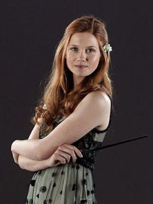 WallPotter: Gina Weasley