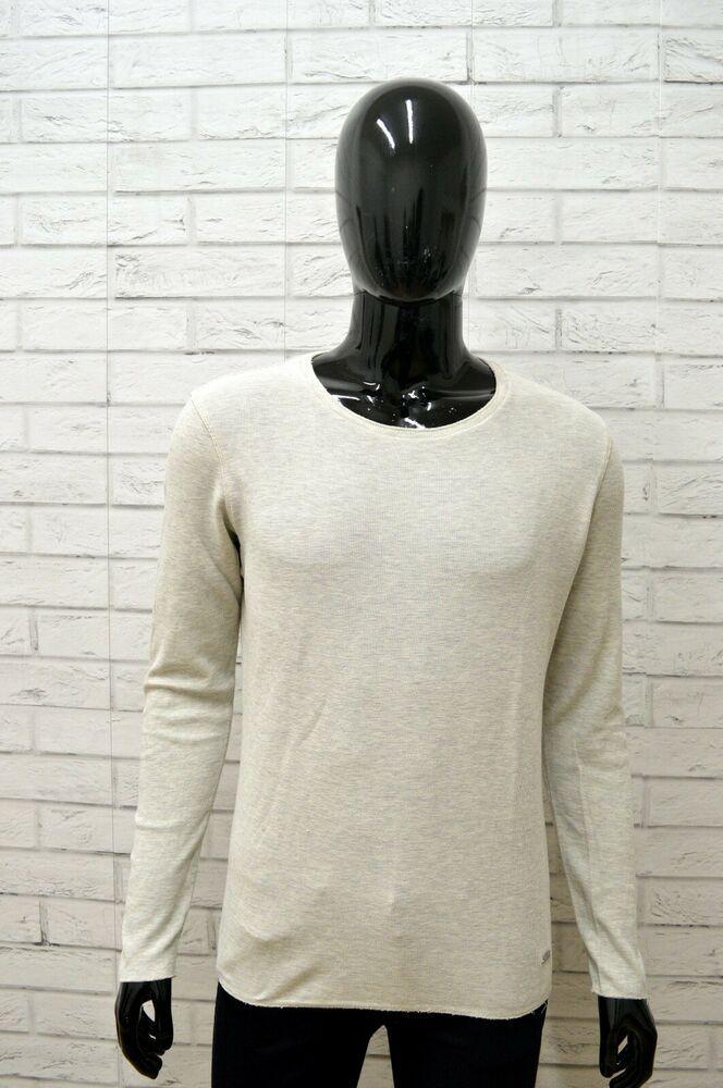 d188ba5122 Maglia HUGO BOSS ORANGE Uomo Taglia Size M Maglietta Shirt Man ...