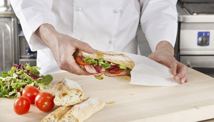 STORING & PACKING. Bread does not get soggy in a SAGA Deli Bag - it remains fresh for hours.