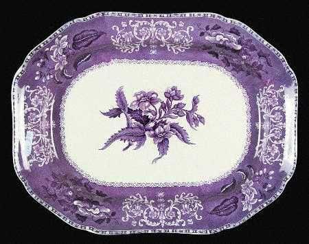 Spode Camilla Purple