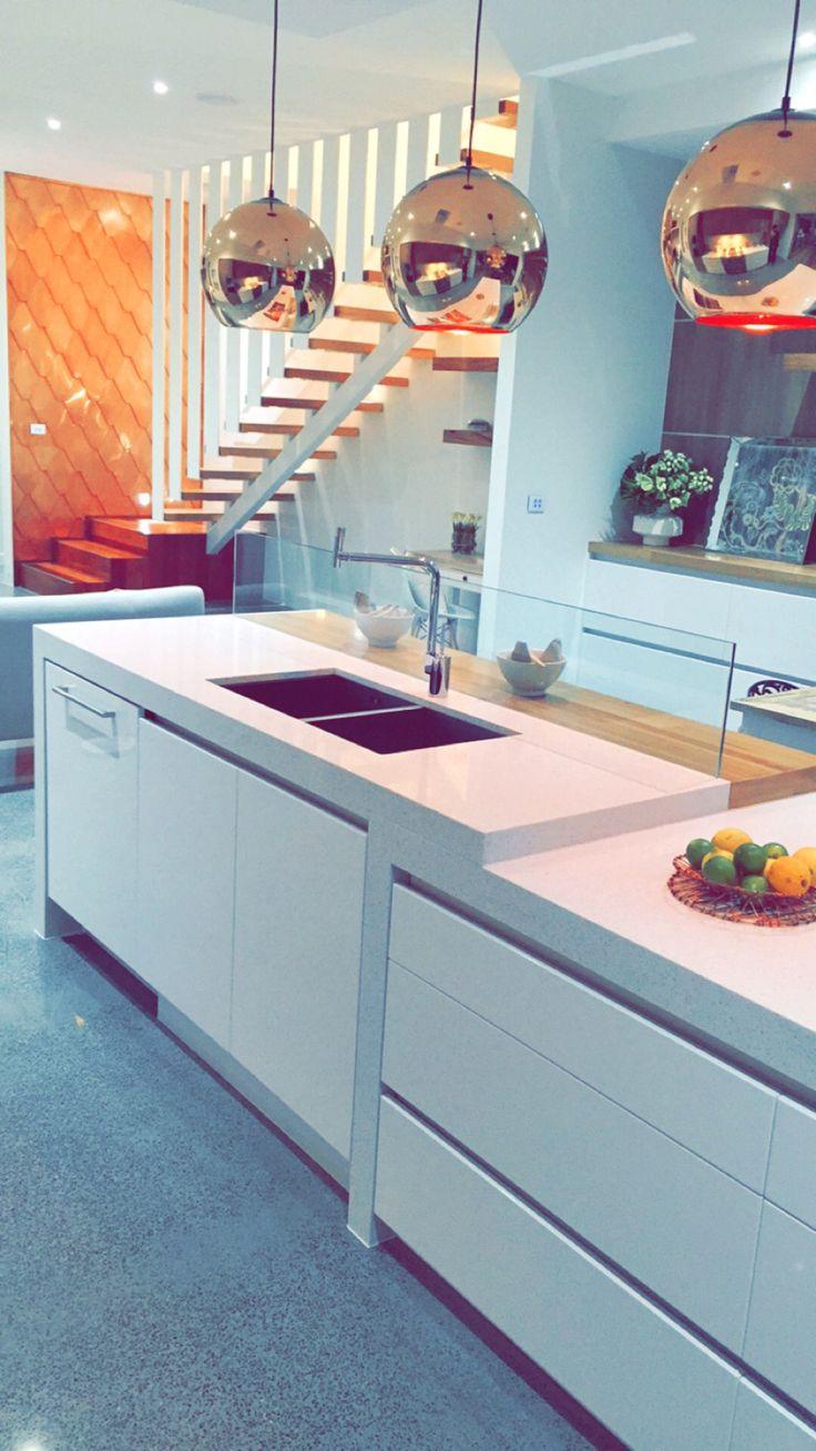7 best kitchen inspo images on Pinterest | Kitchens, Marbel kitchen ...