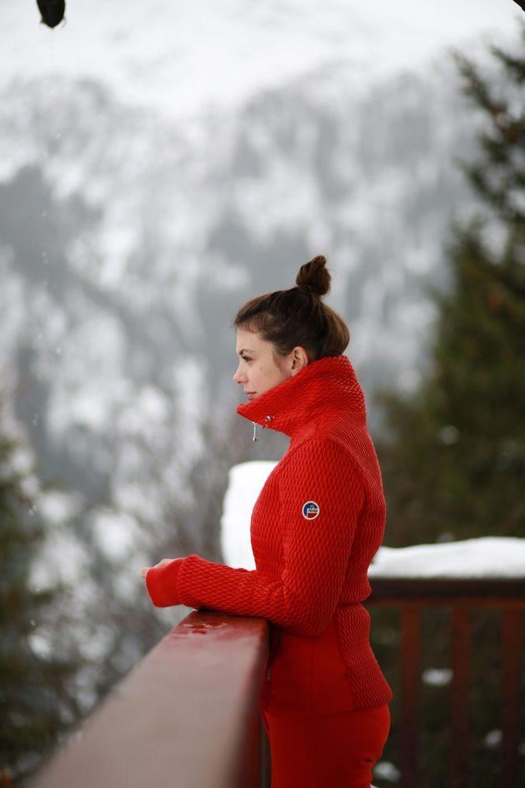 fusalp the brunette ski