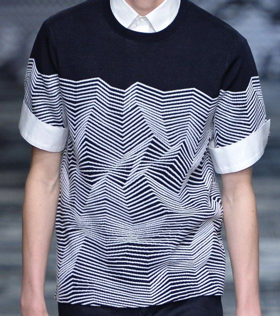 patternprints journal: PRINTS, PATTERNS, TEXTURES AND TEXTILE SURFACES FROM MENSWEAR S/S 2016 COLLECTIONS / MILANO CATWALKS 9