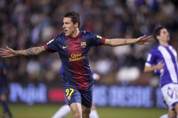 Cristian #Tello anotó el gol de la tranquilidad.