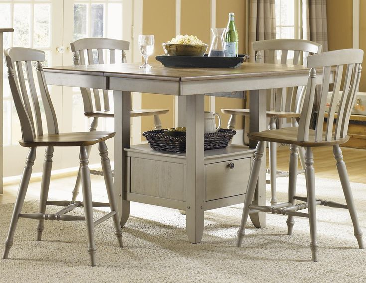 Al Fresco Counter Height Dining Set By Liberty   Delivered Directly To Your  Home With No Shipping Charges From Coleman Furniture.