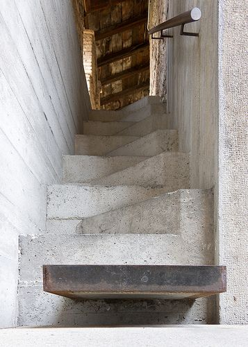 This a great way to do stairs