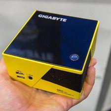 Gigabyte Brix Pocket Gaming PC