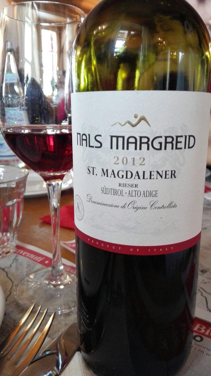 Nals Margreid . St. Magdalener