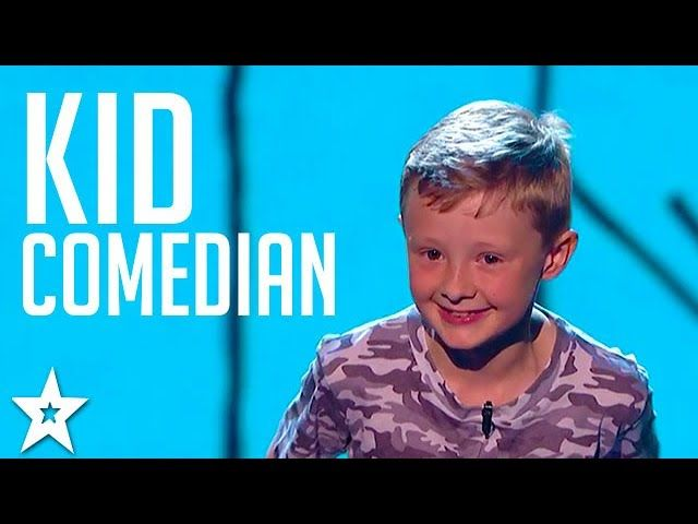 Watch little Ned Woodman make fools out of the judges on Britain's Got Talent 2017!! Who is your favourite comedian?? Let us know in the comments below...  Got Talent Global brings together the very best in worldwide talent, creating a central hub for fans of the show to keep up to date with the other sensational performances from around the world.     https://www.youtube.   #Alisha Dixon #Ant & Dec #britain's got talent #Britain's Got Talent Funny #Britain's Got Talen