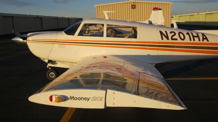 1977 Mooney M20J for sale in (KFTG) Denver, CO USA => www.AirplaneMart.com/aircraft-for-sale/Single-Engine-Piston/1977-Mooney-M20J/14439/
