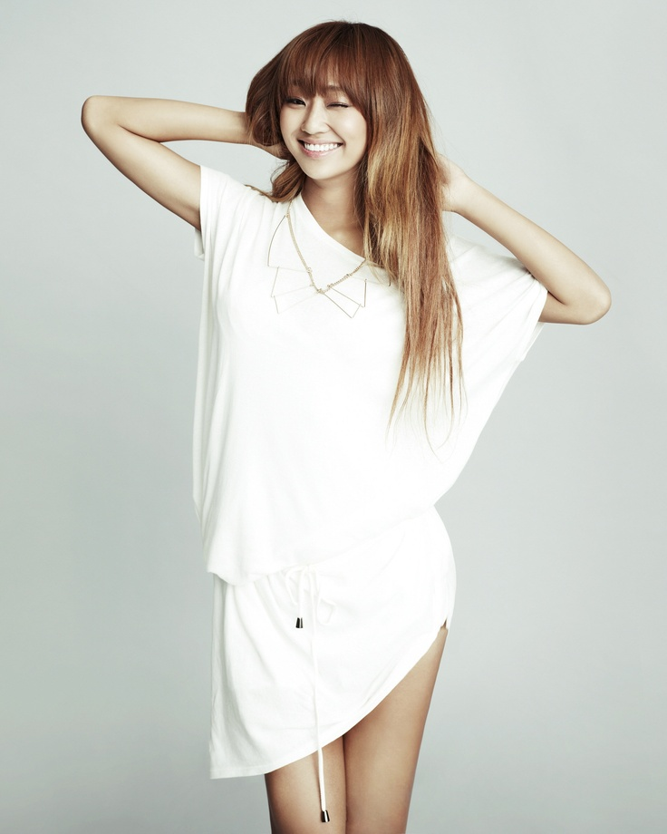 SISTAR - Hyorin . I love hers songs. I love her dance.