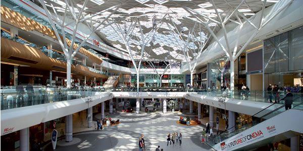 shopping à londres westfield london