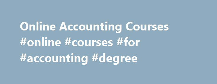 """Online Accounting Courses #online #courses #for #accounting #degree http://iowa.nef2.com/online-accounting-courses-online-courses-for-accounting-degree/  # """"It's never too late to do what you want in life, and studying with ICS Canada was one of the best decisions I've ever made. After completing ICS Canada's Travel and Tourism program I joined Travel Professionals International as an Independent Associate and started my own business from home. My advice to current students is just to keep…"""