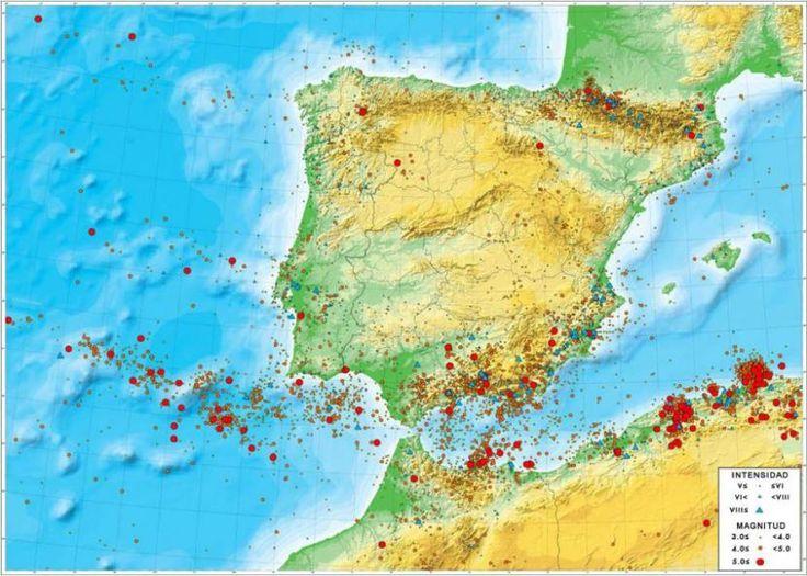 ¿Podría producirse un terremoto destructivo en España? - http://www.meteorologiaenred.com/podria-producirse-un-terremoto-destructivo-en-espana.html