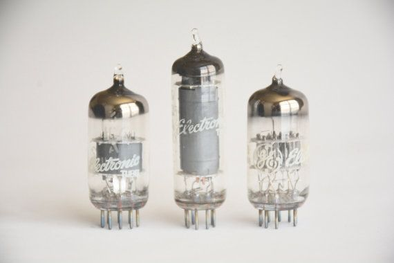 10 Vintage General Electric Electronic Tubes Vacuum Tube GE